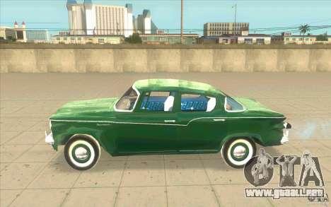 Studebaker Lark 1959 para GTA San Andreas left
