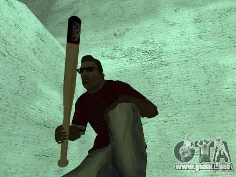 Bit HD para GTA San Andreas segunda pantalla