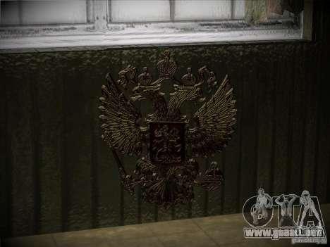 Escudo de armas de Rusia para GTA San Andreas