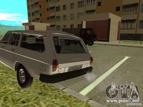 Volga GAZ 31022 para GTA San Andreas