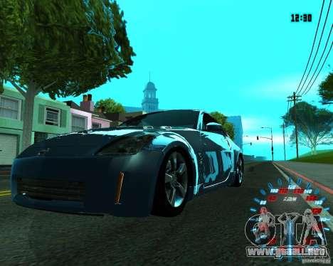 ENB by Makc para GTA San Andreas tercera pantalla