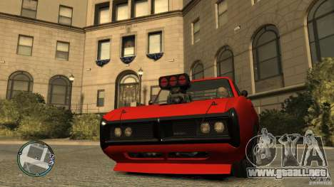 Mini Dukes para GTA 4 visión correcta