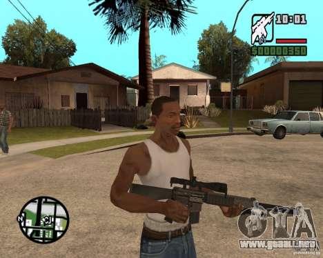 SR 25 para GTA San Andreas