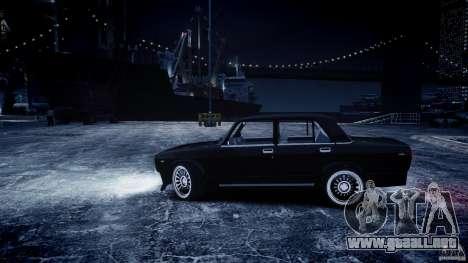 VAZ 2105 Drift para GTA 4 visión correcta