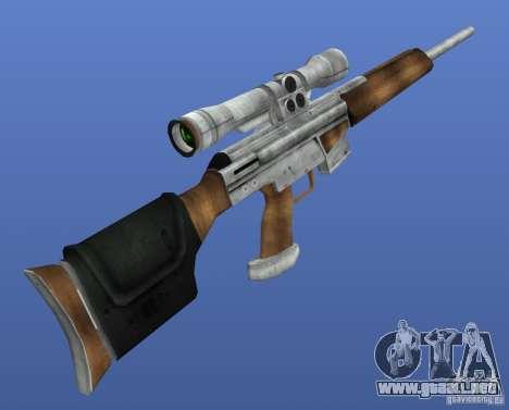 Mega Gun Pack (Chrom) para GTA 4 décima de pantalla