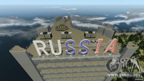 Rusia criminal RAGE para GTA 4 twelth pantalla