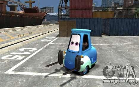 Guido de Cars Mater-National para GTA 4