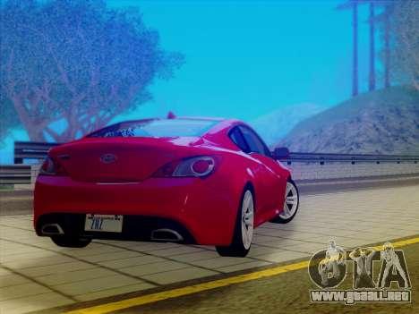 ENB v1.2 by TheFesya para GTA San Andreas sexta pantalla