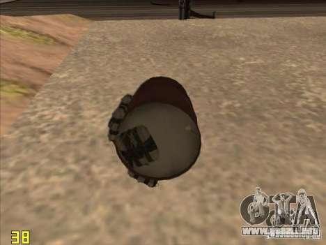 Bo4ka para GTA San Andreas tercera pantalla