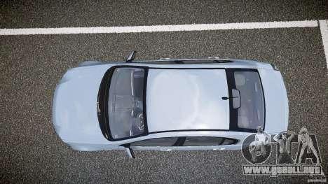 Holden Commodore (FBINOoSE) para GTA 4 visión correcta