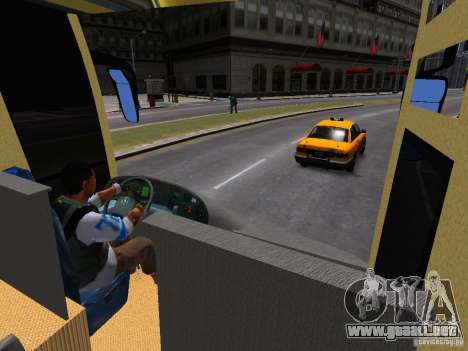 Mercedes Travego para GTA 4