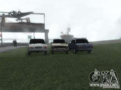VAZ 2101 para el motor de GTA San Andreas
