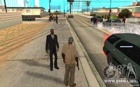 Protección para Cj para GTA San Andreas tercera pantalla