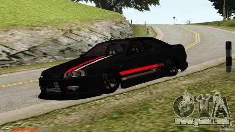 Nissan Skyline ER34 para GTA San Andreas