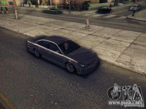 Todas Ruas v3.0 (Los Santos) para GTA San Andreas quinta pantalla