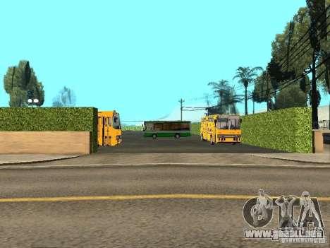 Bus 5 v. 1.0 para GTA San Andreas