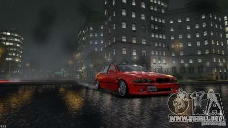 BMW M5 E39 BBC v1.0 para GTA 4 left