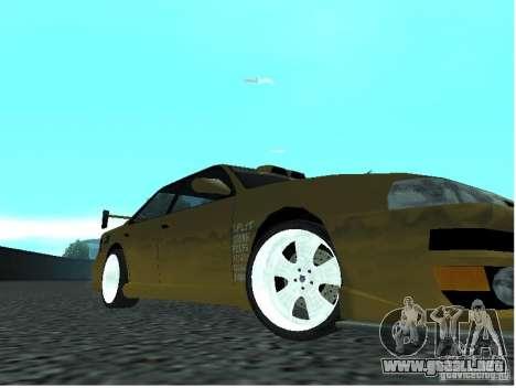 Deluxo Wheels Mod para GTA San Andreas octavo de pantalla
