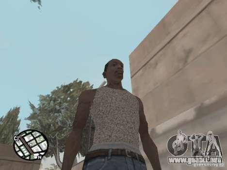 Nueva Jersey, Karl para GTA San Andreas tercera pantalla