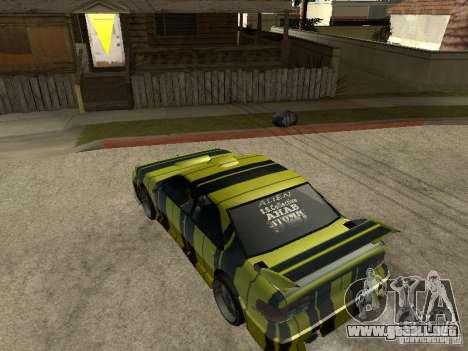 Vinilo para el sultán para la visión correcta GTA San Andreas