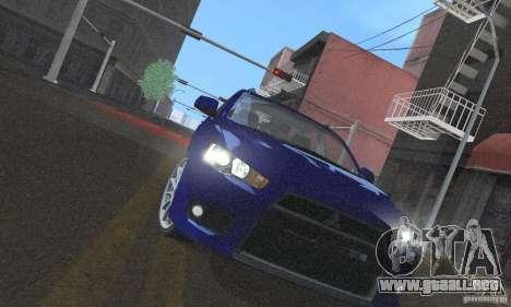 ENBSeries by dyu6 Low Edition para GTA San Andreas undécima de pantalla