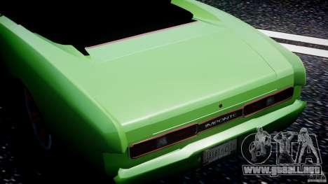 New Dukes para GTA 4 ruedas