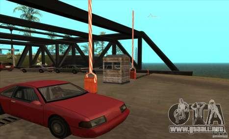 Itinerario v1.0 para GTA San Andreas