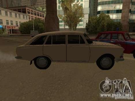 IZH-2125 408 para GTA San Andreas left