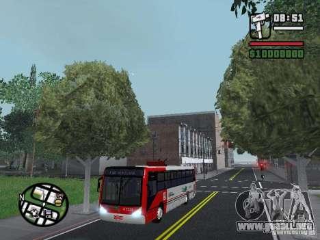 Caio Millennium TroleBus para GTA San Andreas