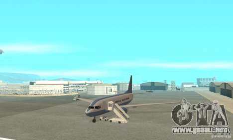 Airport Vehicle para GTA San Andreas décimo de pantalla
