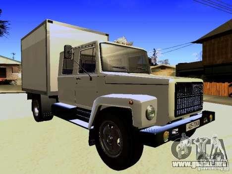 GAZ 3309 Huntsman para GTA San Andreas