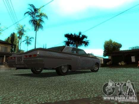 Vudú en GTA IV para GTA San Andreas vista posterior izquierda