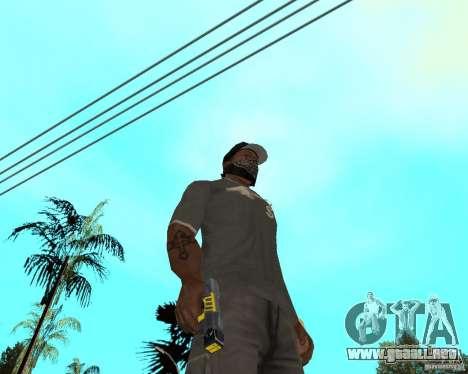 Taser para GTA San Andreas tercera pantalla