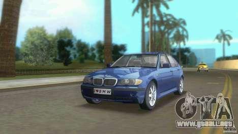 ENB v0075 para GTA Vice City segunda pantalla