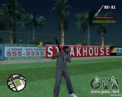 Bat HD para GTA San Andreas tercera pantalla