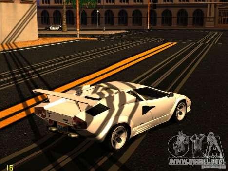 ENBSeries v2.0 para GTA San Andreas tercera pantalla