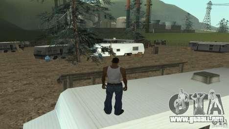 Realista apiario v1.0 para GTA San Andreas novena de pantalla