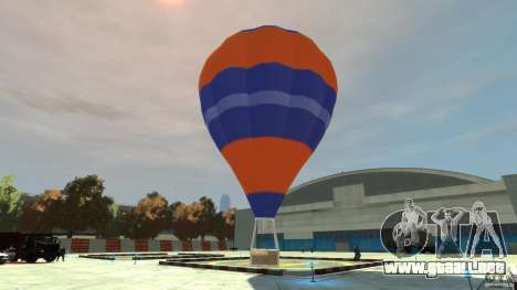 Balloon Tours option 6 para GTA 4