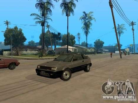 Blista From GTA IV para GTA San Andreas