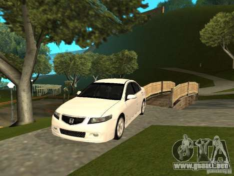 Honda Accord Type S 2003 para GTA San Andreas