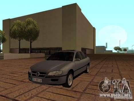 Opel Omega B 1998 v2 para GTA San Andreas