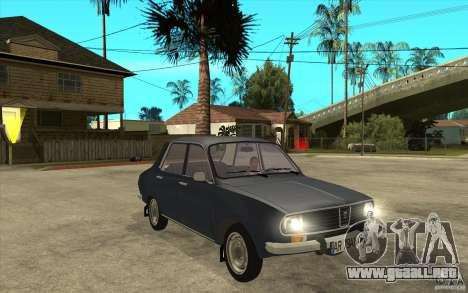 Dacia 1300 v2 para GTA San Andreas vista hacia atrás