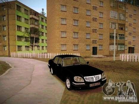 GAZ 31105 Volga S60 para GTA San Andreas