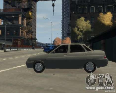 VAZ-21103 para GTA 4 left