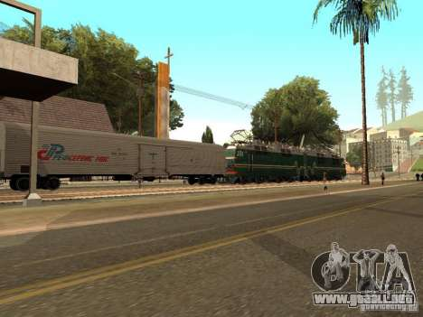 Vl80s-2532 para GTA San Andreas left