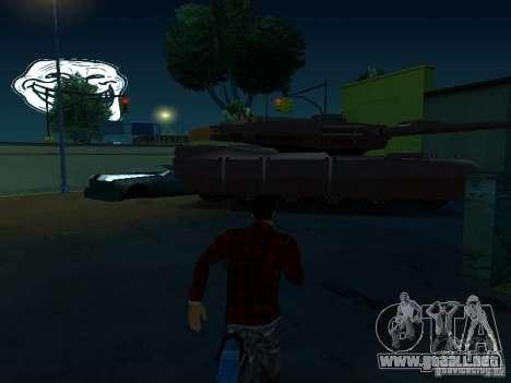 Nuevos vehículos alrededor del estado para GTA San Andreas séptima pantalla