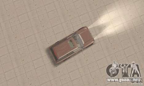 Range Rover Vogue 2004 para la visión correcta GTA San Andreas