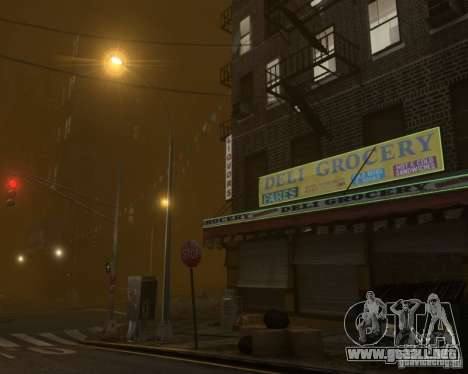Reality IV ENB Beta WIP 1.0 para GTA 4 twelth pantalla