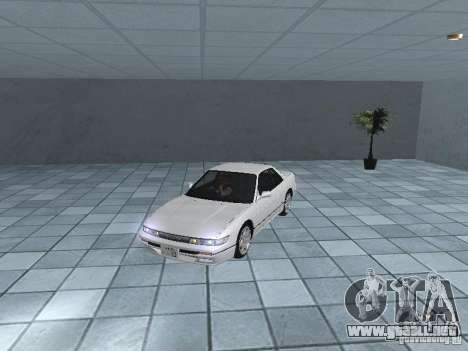Nissan Silvia PS13 para GTA San Andreas left