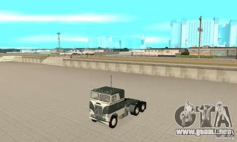 White Freightlinner 1966 para GTA San Andreas